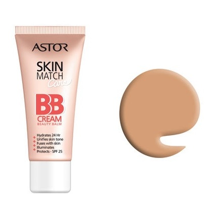 Astor Skin Match Care 200 BB Cream Beauty Balm Foundation