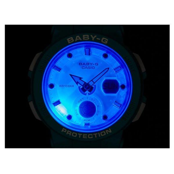 Casio BGA-250-2ADR Baby G Watch