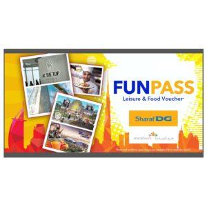 Free Sharaf DG Activities Voucher (Fun Pass)