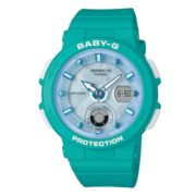 Casio BGA-250-2ADR Baby G Watch