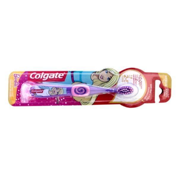 Colgate Spiderman Barbie 2-5 Toothbrush