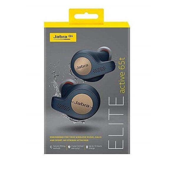 Jabra Elite Active 65T True In Ear Wireless Earbuds Copper