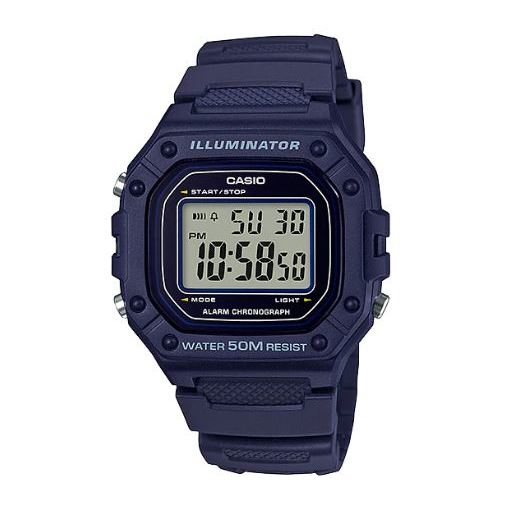 Casio W-218H-2AVDF Watch