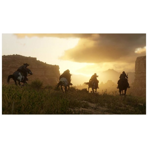 PS4 Red Dead Redemption II Game