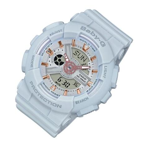 Casio BA-110GA-8ADR Baby G Watch