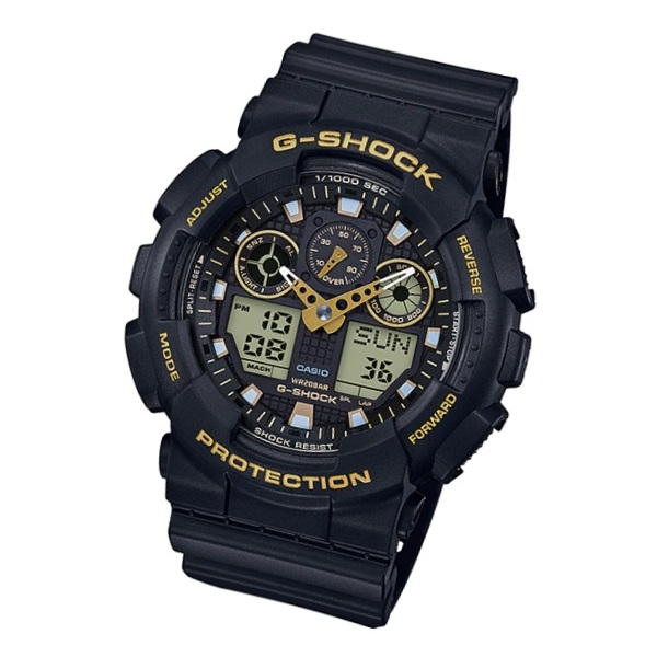 Casio GA100GBX1A9 G Shock Watch