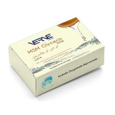 Verve MSM Organic Glycerin Soap