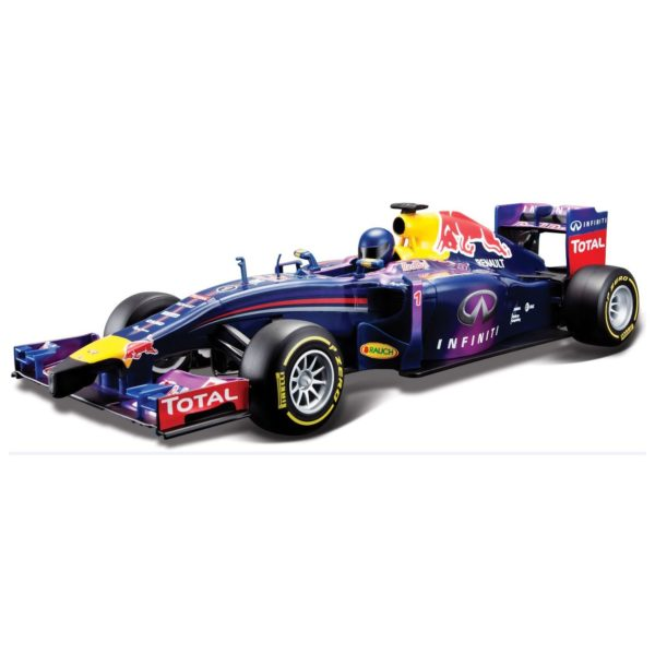 Maisto 81252 Infiniti Red Bull Racing RB10 1:18 - Color May Vary