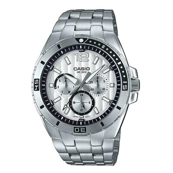 Casio MTD1060D7A2VDF Watch