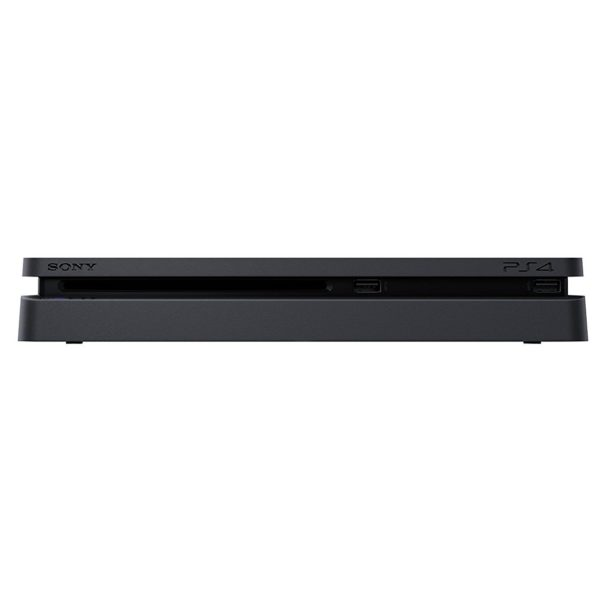 Sony PS4 Slim Gaming Console 500GB Black + Extra Controller