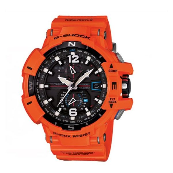 Casio GW-A1100R-4ADR G-Shock Premium Watch