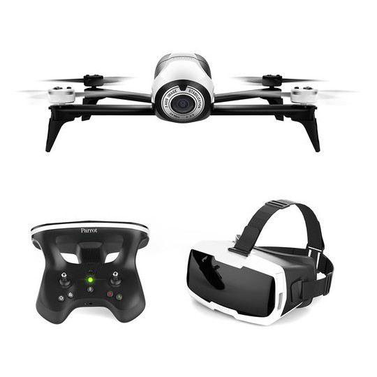 Parrot PF726203AA Bebop 2 Drone With FPV