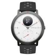 Nokia HWA03B40 Steel HR Sport Watch 40mm - White
