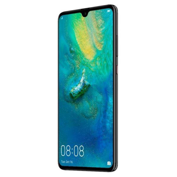 Huawei Mate 20 128GB Black 4G Dual Sim Smartphone