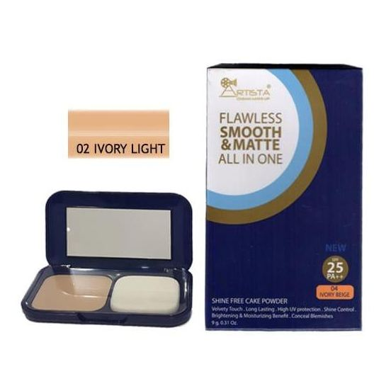 Artista 02 Ivory Light Powder 605945329393