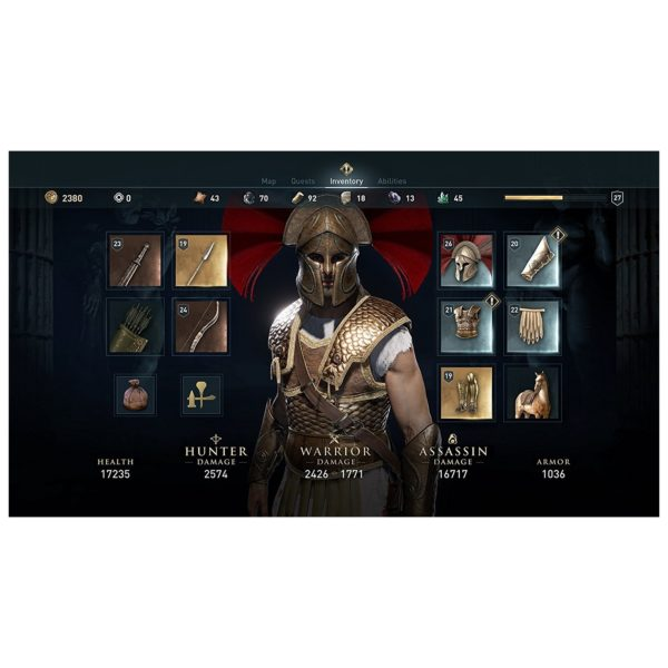 PS4 Assassins Creed Odyssey Medusa Edition Game