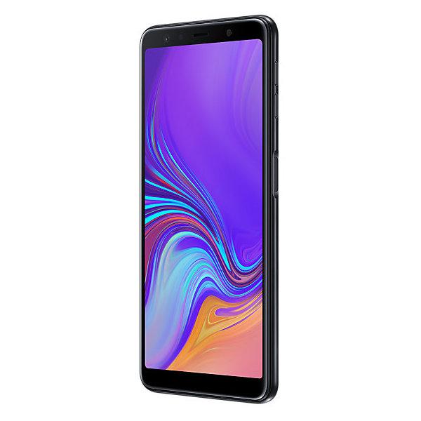 Samsung Galaxy A7 (2018) 128GB Black 4G Dual Sim Smartphone SMA750F
