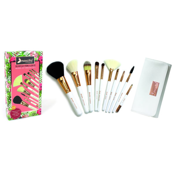 Nascita NASBRSET16 Face Brush