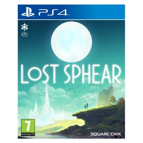 PS4 Lost Sphere Game