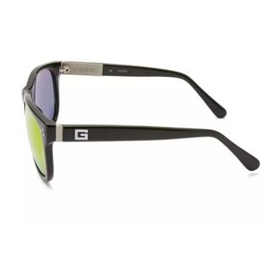 Guess Oval Female Sunglasses - GU6793BLK