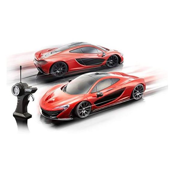 Maisto Tech 81243ORG RC P1 Metallic Orange 1:14 - Color May Vary