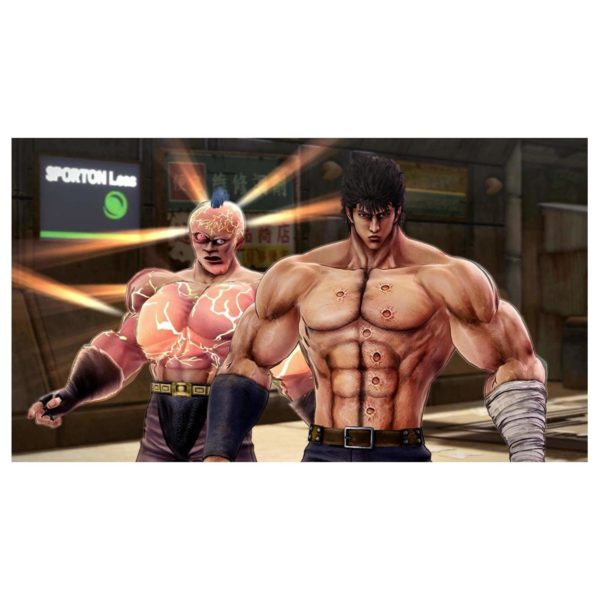 PS4 Fist Of The North Star : Lost Paradise Game