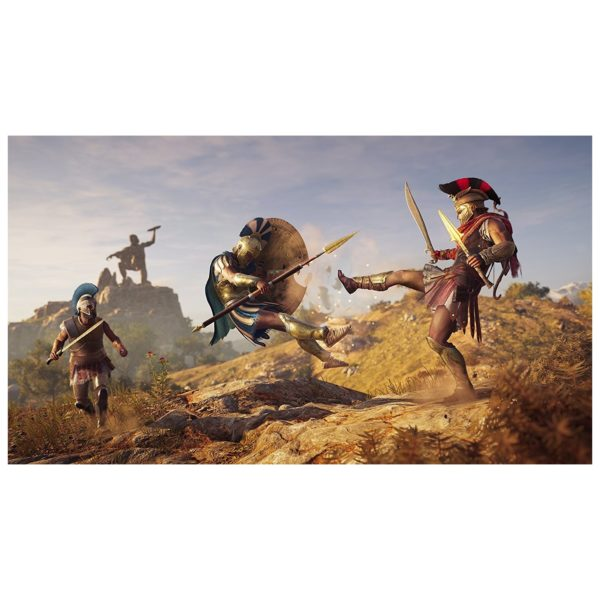 PS4 Assassins Creed Odyssey Game