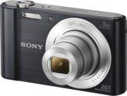 Sony Cybershot DSCW810 Digital Camera Black