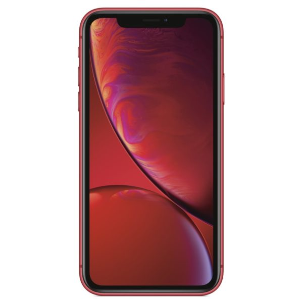 Apple iPhone XR 128GB (Product) RED with Face Time