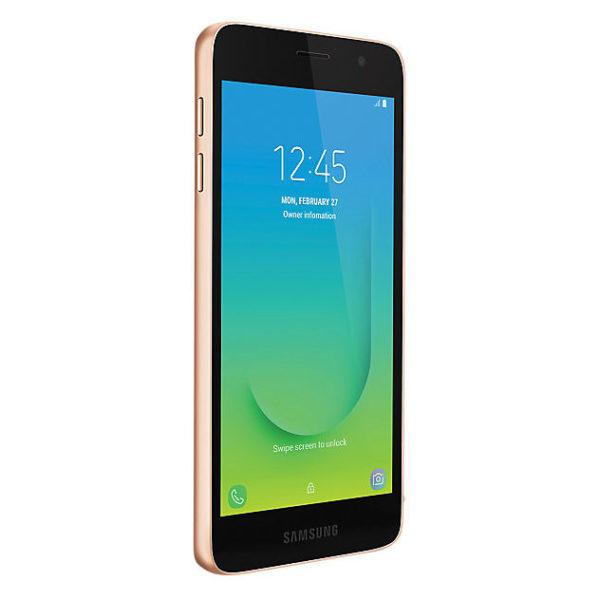Samsung J2 Core 8GB Gold 4G Dual Sim Smartphone SMJ260F