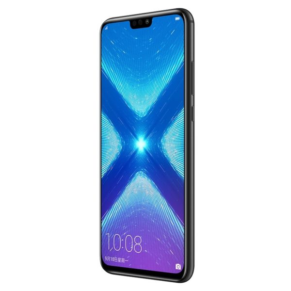Honor 8X 64GB Black 4G Dual Sim Smartphone