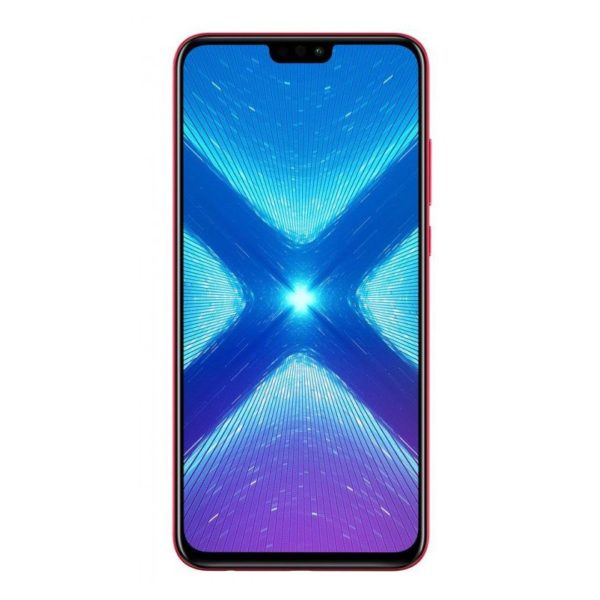 Honor 8X 128GB Red 4G Dual Sim Smartphone