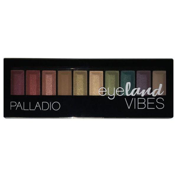 Palladio PAL000EP02 Eyeland Vibes Paradise Eyeshadow Palette