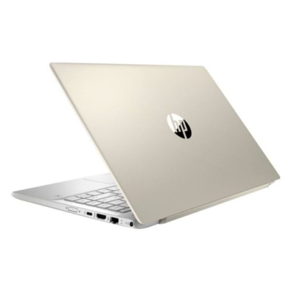 HP Pavilion 14-CE0010NE Laptop - Core i7 1.8GHz 8GB 1TB 4GB Win10 14inch FHD Pale Gold