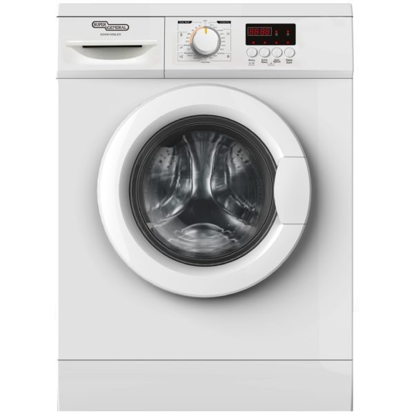 Super General Front Load Washer 6 kg SGW6100NLED