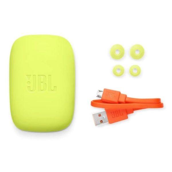 JBL Endurance JUMP Waterproof Wireless In-Ear Headphones – Green