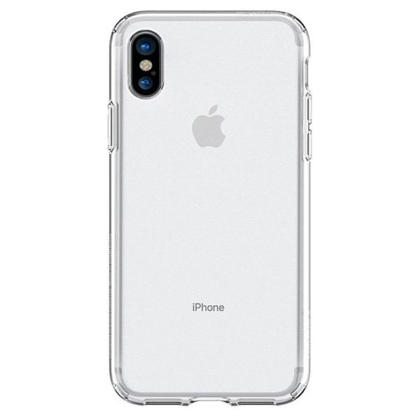 Spigen Liquid Crystal Clear Case For iPhone XR