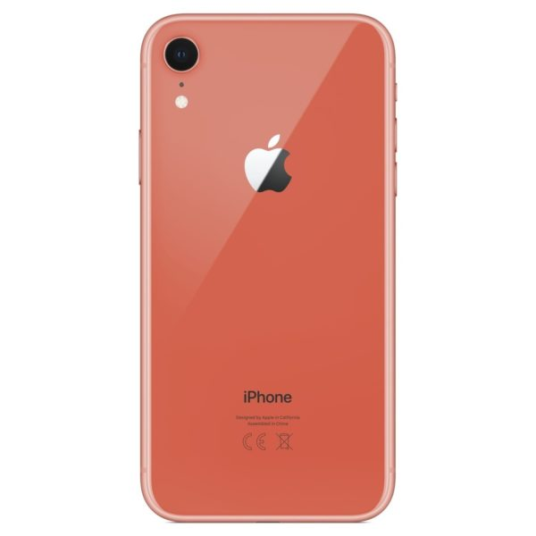 Apple iPhone XR 128GB Coral with Face Time