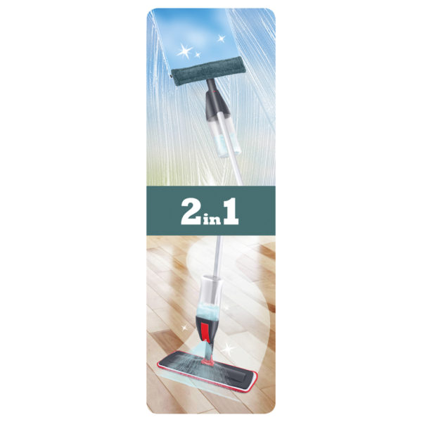 Lamart Mop Spray + Wind Wiper Spray