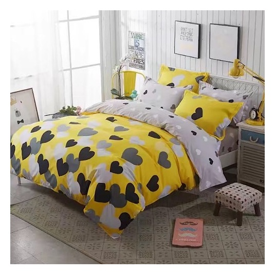 Deals For Less Black Heart King 6 pcs Comforter Set