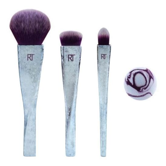 Real Techniques Ruler of the Skies V2 Set Makeup Brushes