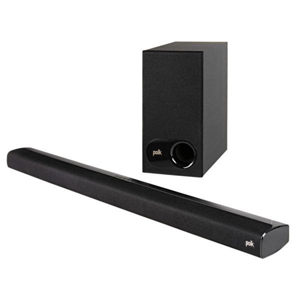 Polk Audio SIGNA S2 Soundbar System With Wireless Subwoofer