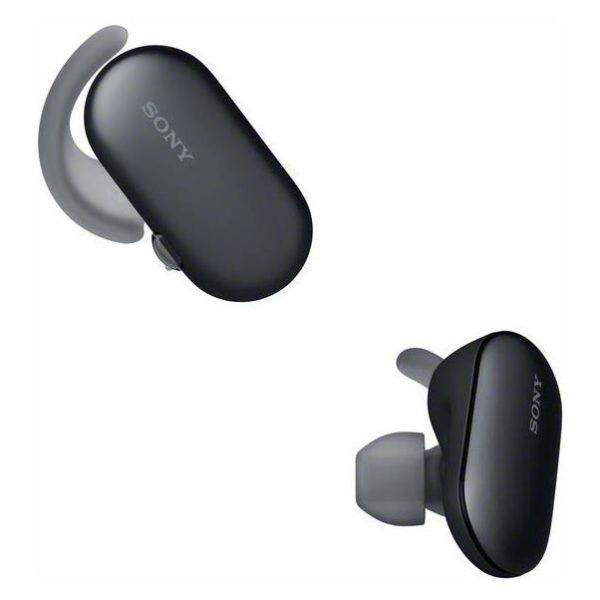 Sony WF-SP900 Sports Wireless Headphones Black