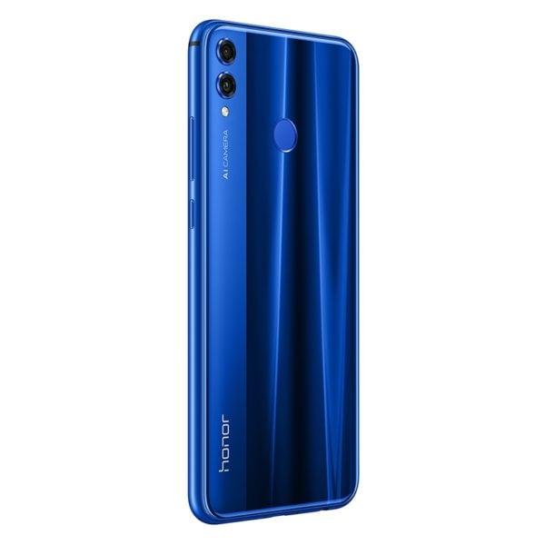 Buy Honor 8X 64GB Blue 4G Dual Sim Smartphone – Price