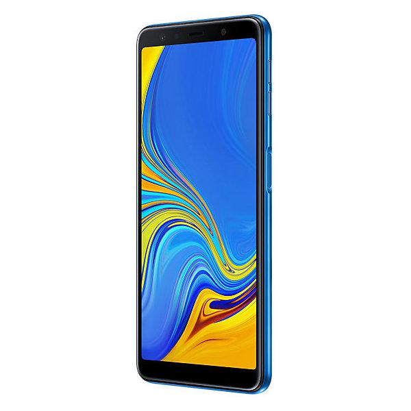 Samsung Galaxy A7 (2018) 128GB Blue 4G Dual Sim Smartphone SMA750F