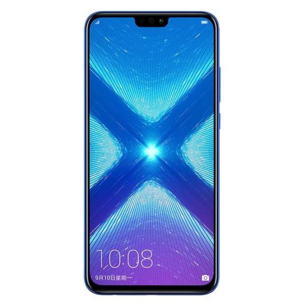 Honor 8X 64GB Blue 4G Dual Sim Smartphone