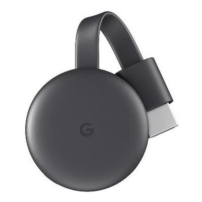 Google Chromecast 3 Charcoal