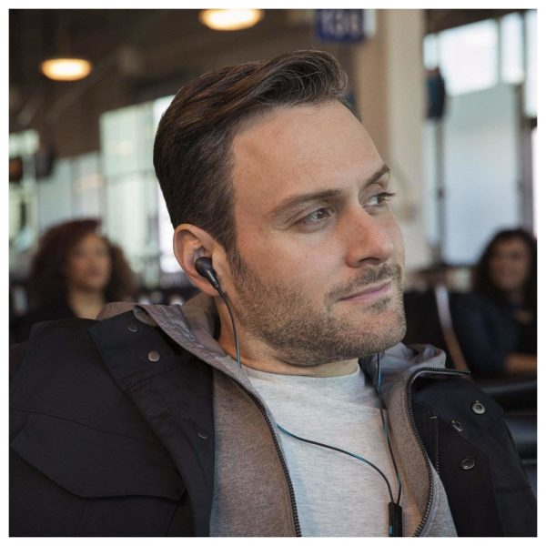 Bose QuietComfort 20 Acoustic Noise Cancelling Headphones For Samsung and Android Devices