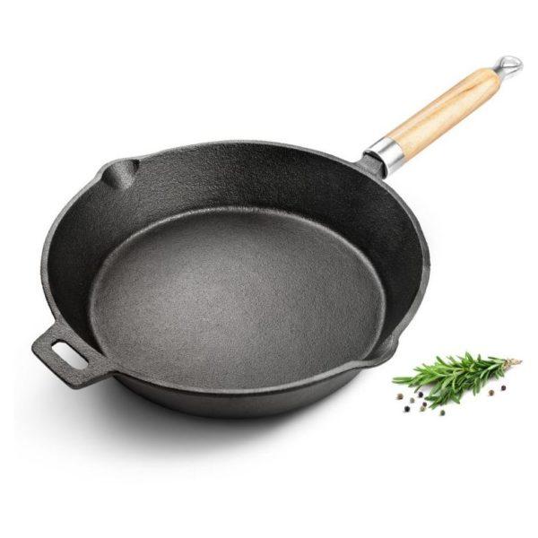 Lamart Frypan Cast Iron 25 cm