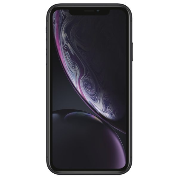 iPhone XR 64GB Black with FaceTime